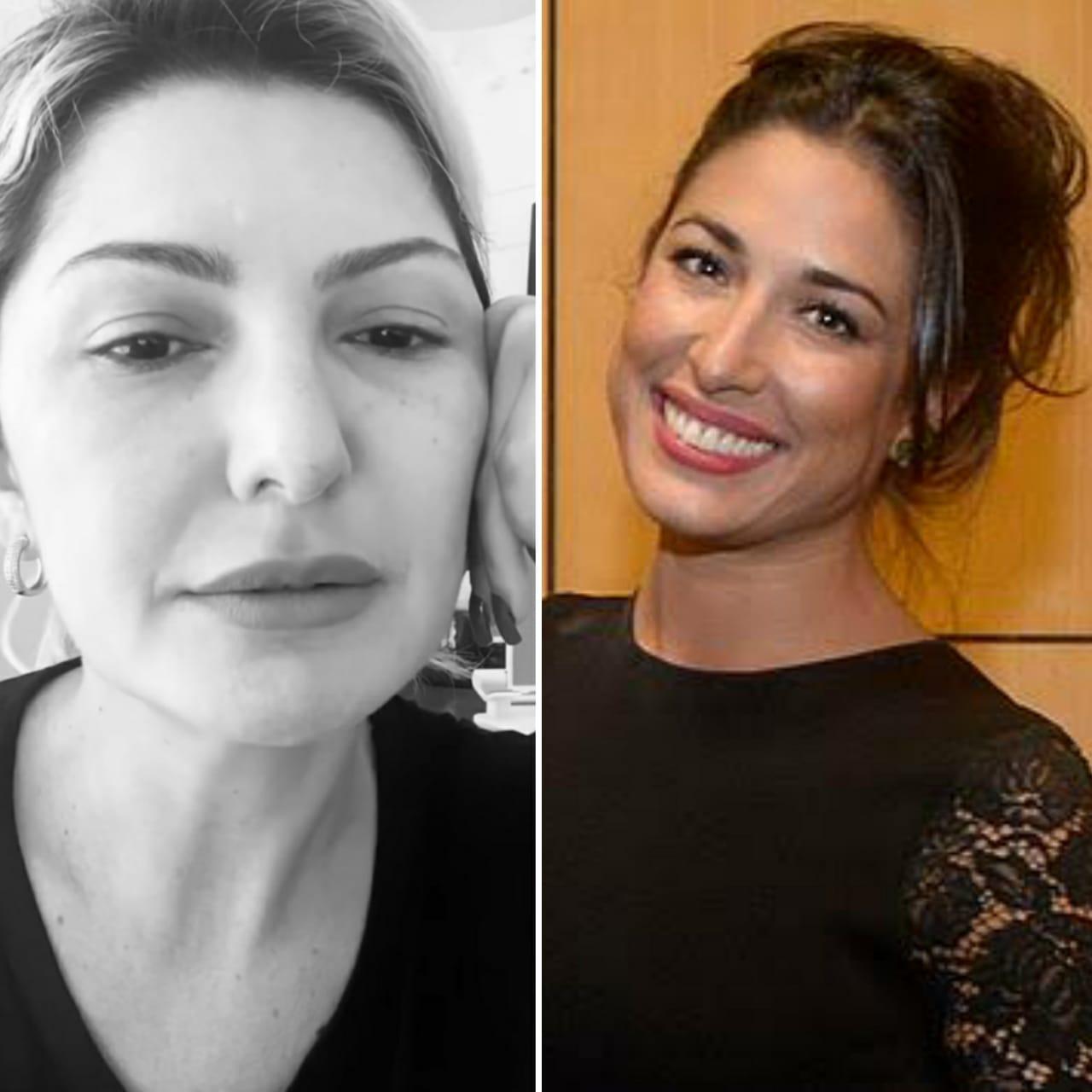 Antonia Fontenelle rebate acusação de xenofobia feita por Giselle Itié