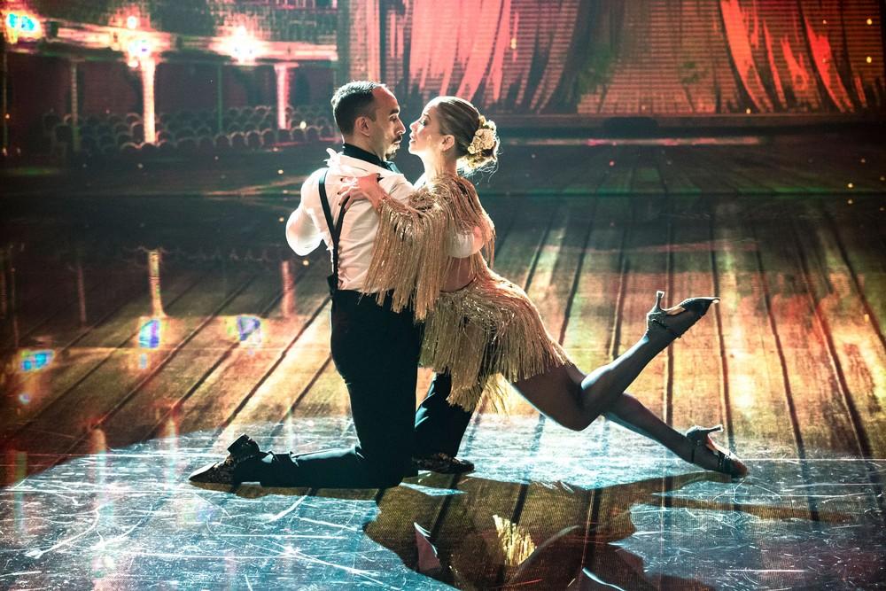 Lucy Ramos vence o Dança dos Famosos com apenas um décimo de diferença