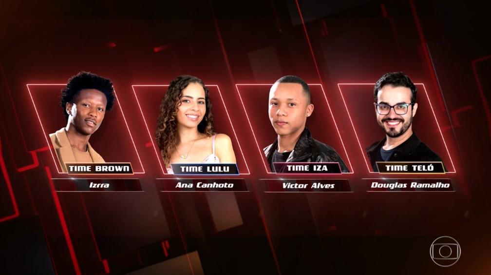 Conheça os finalistas do The Voice Brasil