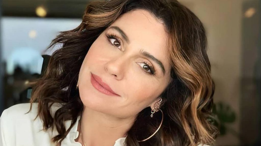 Giovanna Antonelli testa positivo para coronavírus