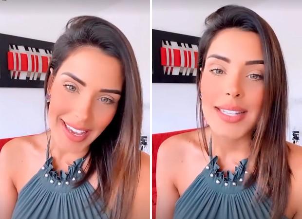 """Ivy Moraes após separação conturbada """"Ainda está complicado"""""""