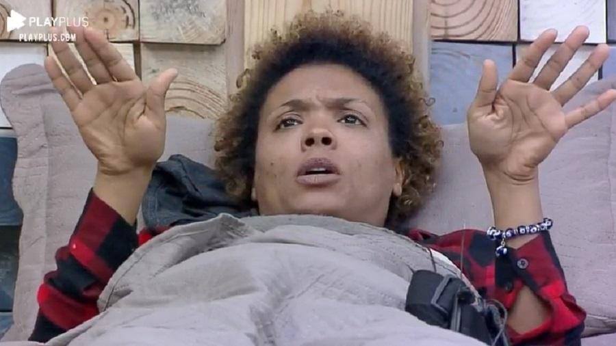 Lidi Lisboa se revolta com retorno de Jojo da Roça