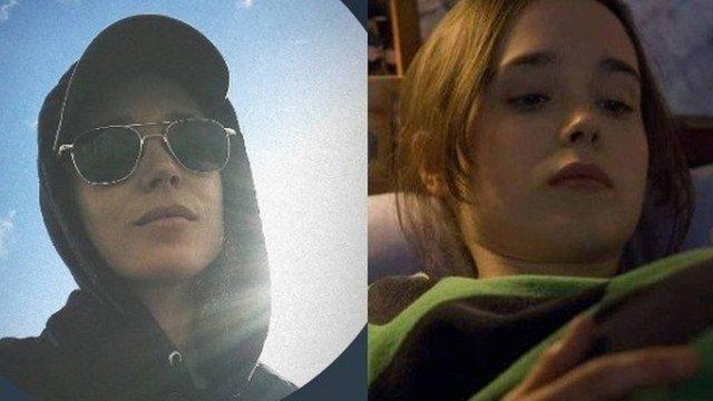 Ellen Page anuncia que é homem trans e muda o nome para Elliot