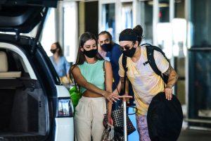 Após campanha de cilindros de oxigênio, Whindersson retorna ao Brasil