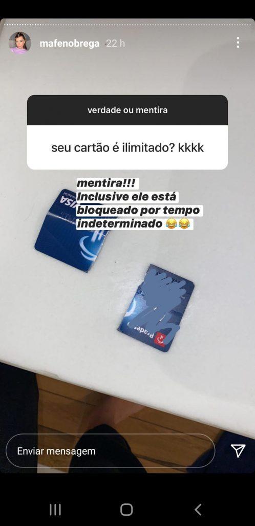 Carlos Alberto de Nóbrega bloqueia cartão de crédito da filha após compra de bolsa