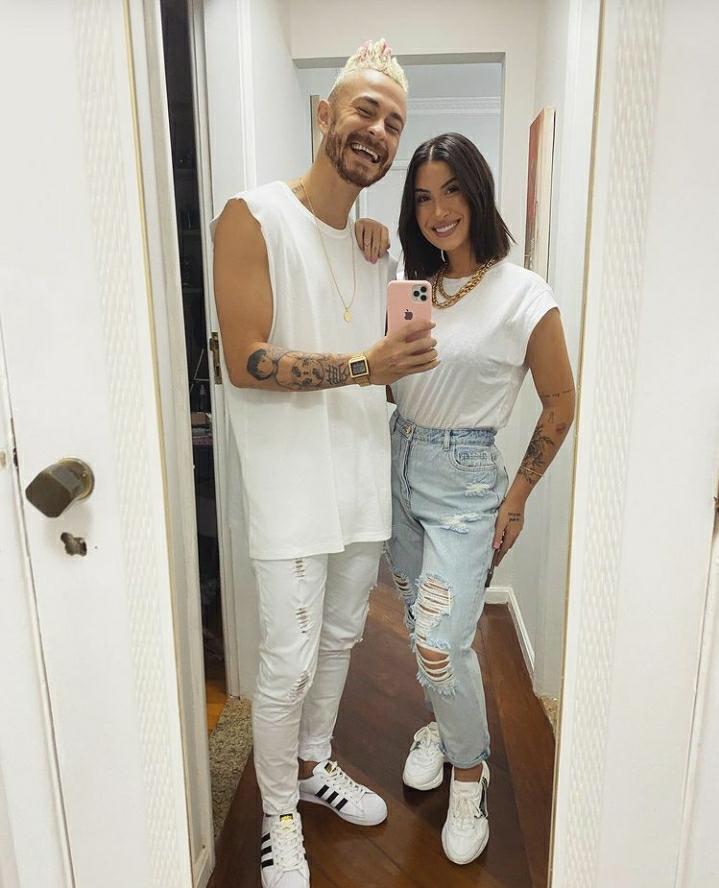 Bianca Andrade pediu Fred em casamento após anunciar gravidez