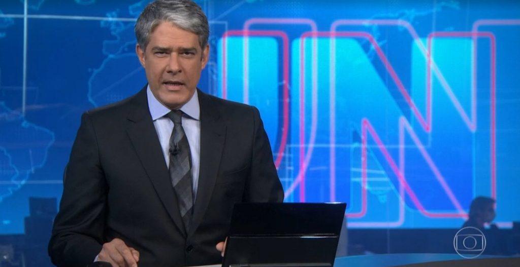 Presidente critica William Bonner após reportagem