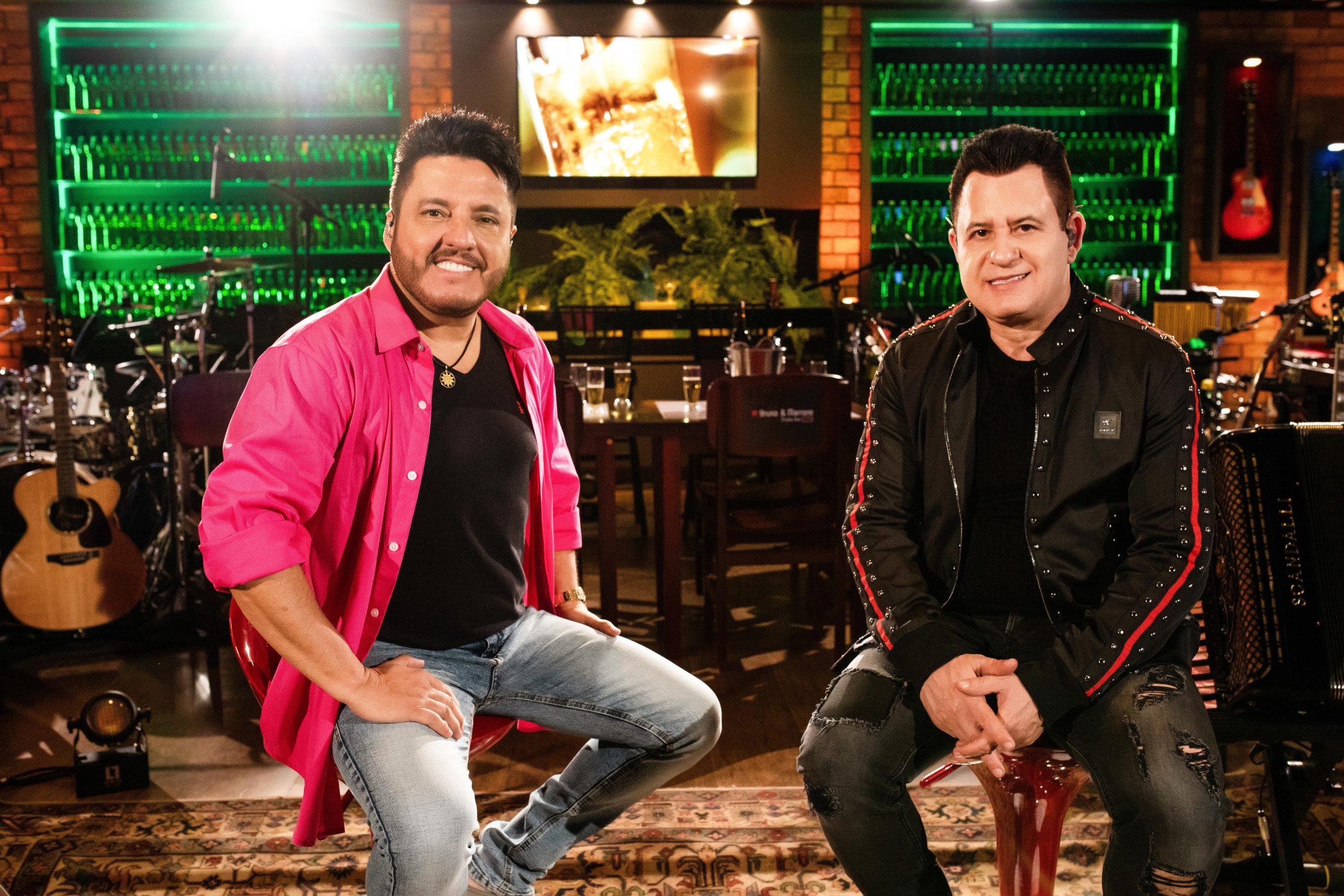 Em meio a pandemia, Bruno e Marrone fazem show em São Paulo
