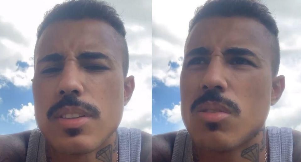 Livinho explica pedido de ajuda 'Fui perseguido'