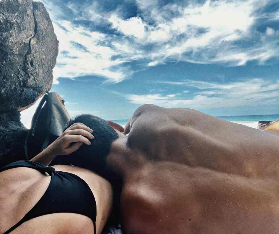 Fernanda Paes Leme assume namoro. Saiba quem é!