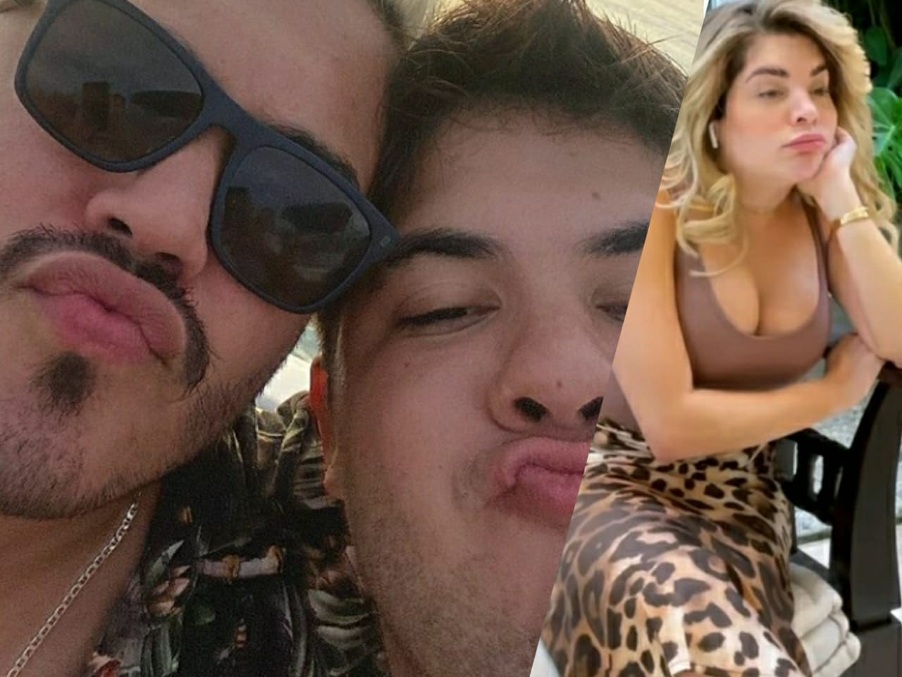 Gkay critica Alvaro após início de namoro: 'Trocou os amigos'