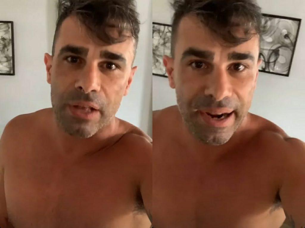 Jorge Sousa comenta término com Laura Keller