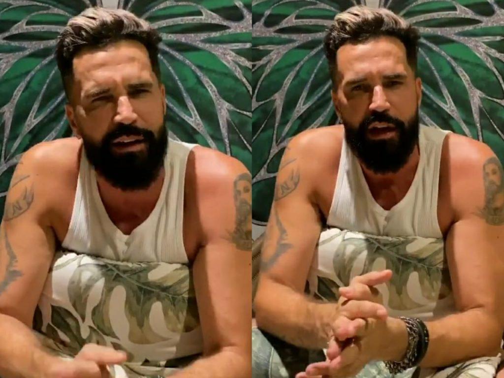 Cantora acusa Latino de plágio após vídeo sobre Covid