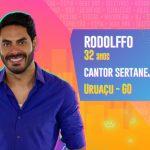 Ex-marido de Rafa Kalimann, Rodolffo estará no BBB21