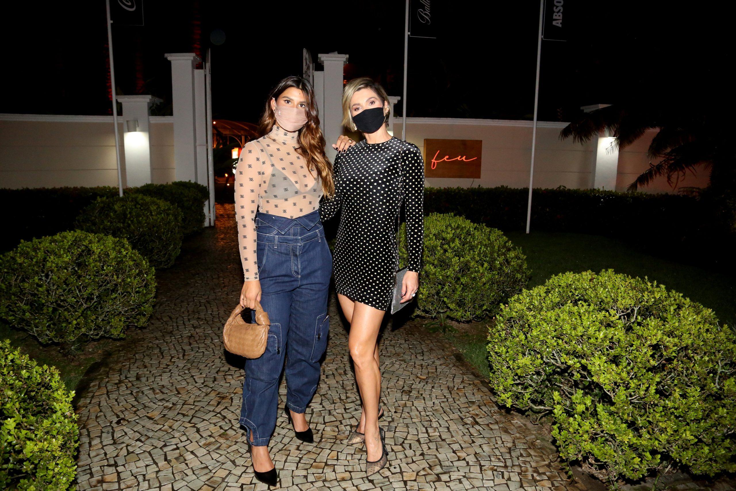 Giulia Costa deixa sociedade de restaurante que promoveu aglomeração