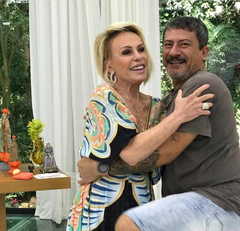 Ana Maria lembra morte de Tom Veiga