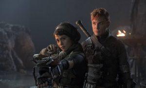 Confira os bastidores de 'Monster Hunter', produção de Hollywood com Nanda Costa