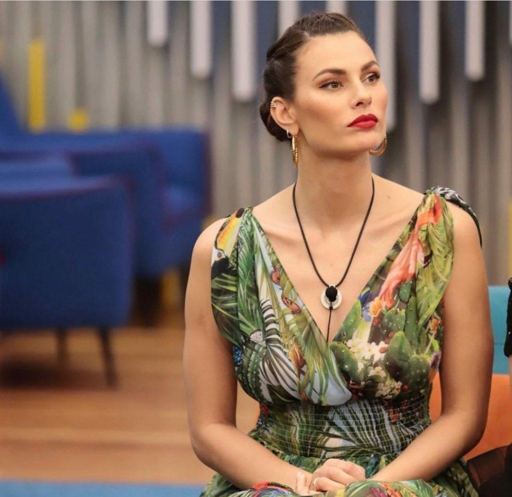 Dayane Mello não vence a versão italiana do Big Brother