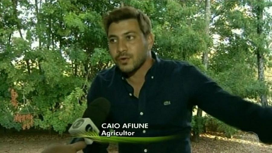 Caio do BBB 21 já foi assaltado e deu entrevista ao 'Globo Rural'. Veja!