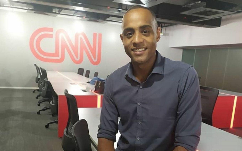 Repórter da CNN registra BO após sofrer racismo durante reportagem