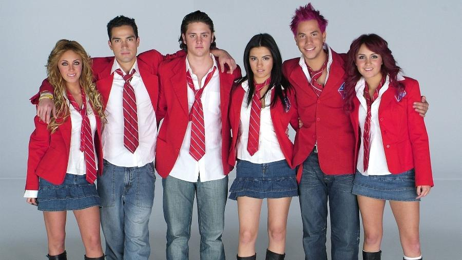 Netflix anuncia elenco do remake de Rebelde