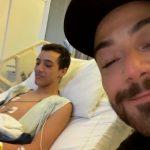 Filho de Felipe Titto é internado em UTI de hospital paulista