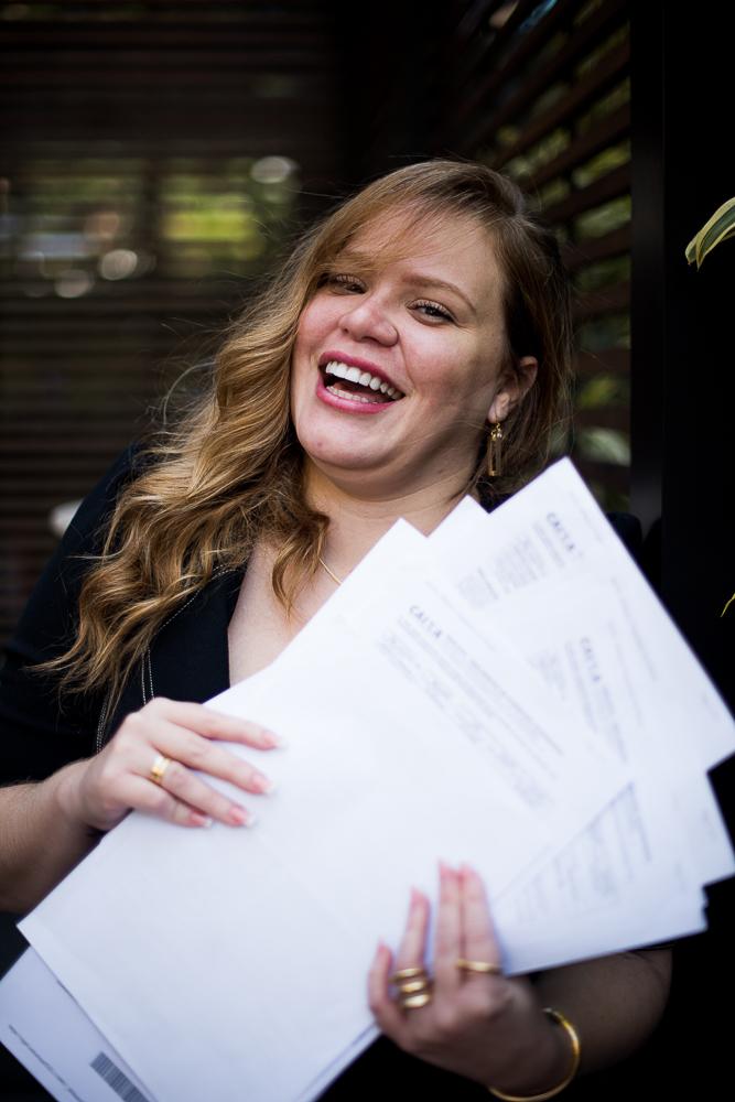 Após vencer mais de 48 vezes, ex BBB Paulinha Leitte abre empresa para ajudar pessoas a ganhar na loteria