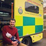 Filho de jornalista da Globo nasce em ambulância