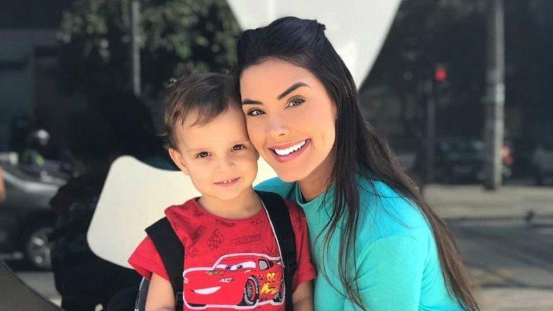 """Ivy Moraes relembra cancelamento no BBB 20 """"Ameaçaram meu filho de morte'"""