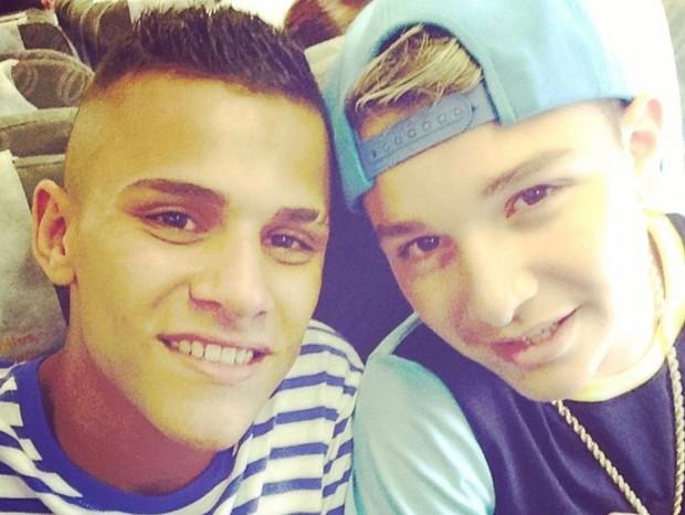 MC Gui relembra morte do irmão aos 17 anos