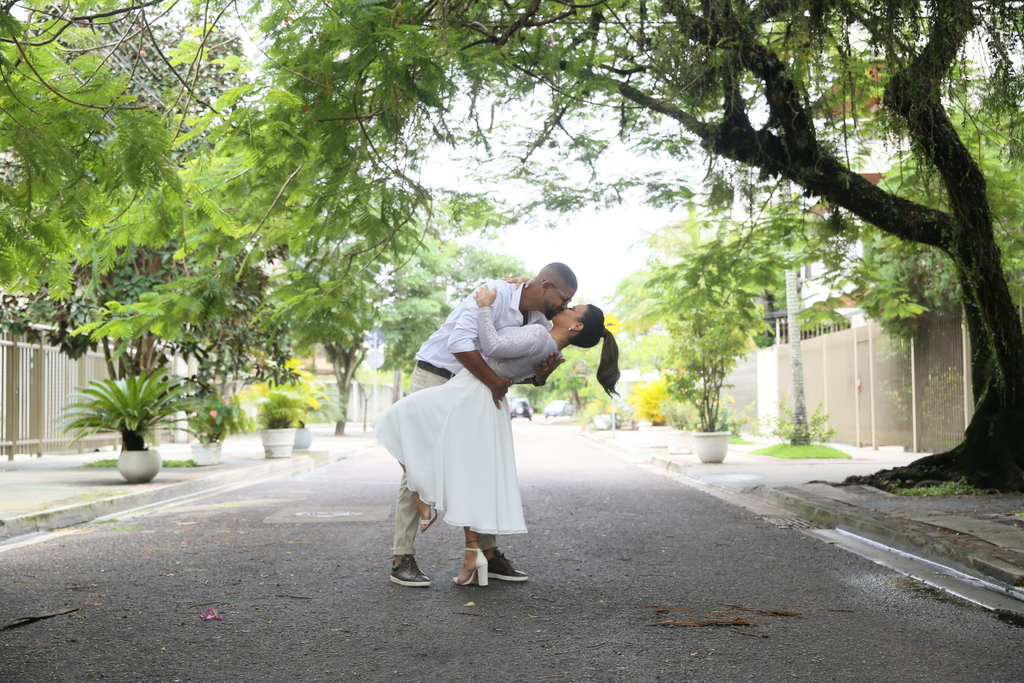 Veja fotos do casamento de Viviane Araújo com Guilherme Militão