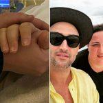 Irmã de Paulo Gustavo posta última foto com o ator no hospital