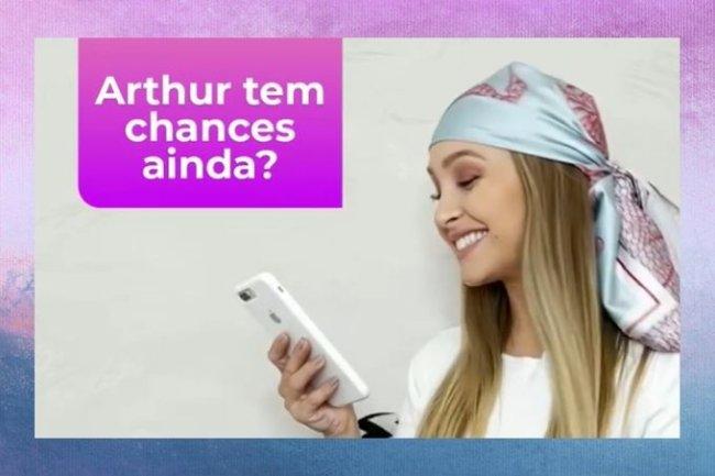 Carla Diaz já respondeu mensagens de Arthur após BBB