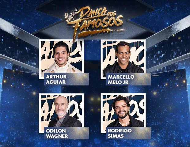 Conheça o elenco do 'Super Dança dos Famosos'