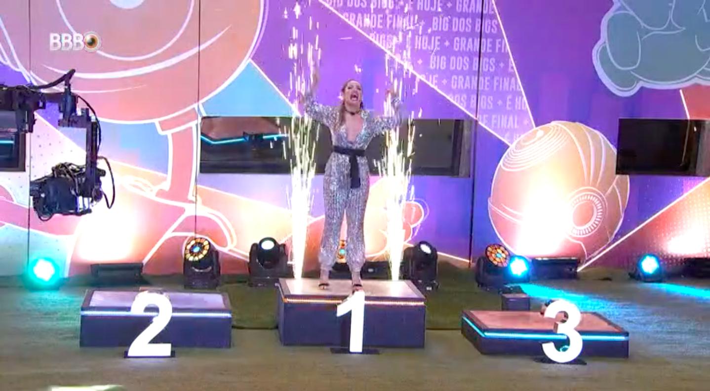 Juliette vence o Big Brother Brasil 21