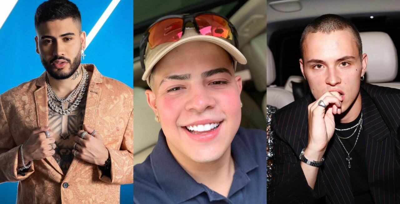 Assessoria nega cancelamento de gravação com Aron Piper e Kevinho após convulsão de Jottape