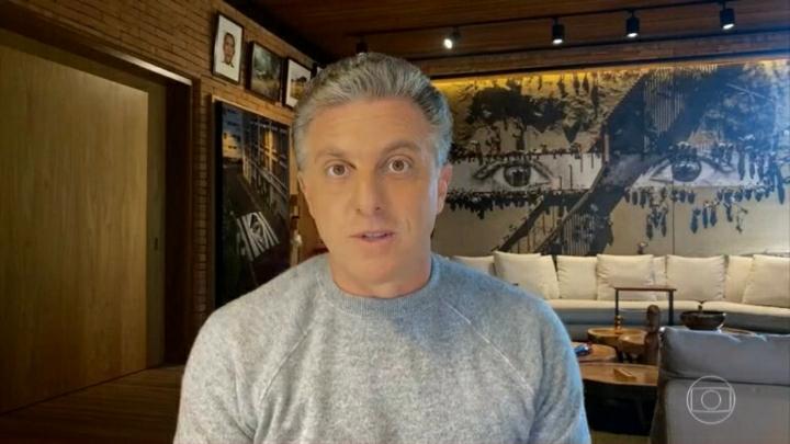 Huck gera polêmica com entrevista para Bial