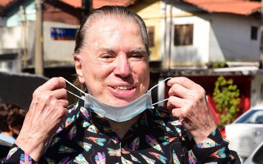 Silvio Santos retoma gravações após um ano e meio