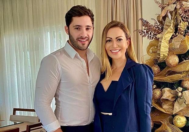 Solange Almeida revela ter se casado em segredo