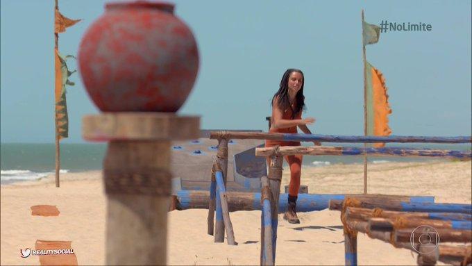 Paula Amorim vence o No Limite