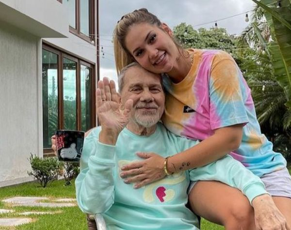 Morre o pai de Virginia Fonseca