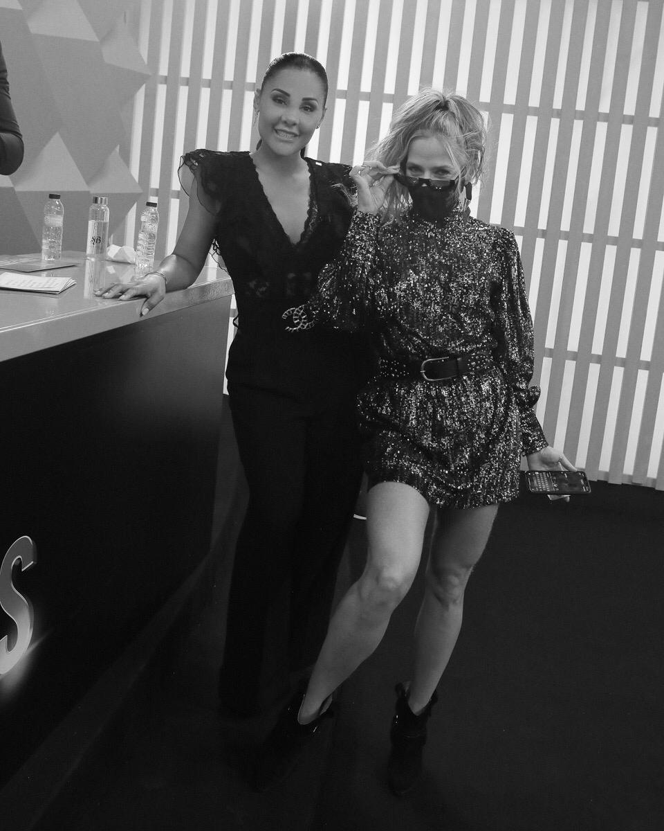 Em dobradinha com Galisteu, apresentadora Carmen Mouro faz sucesso com programa português