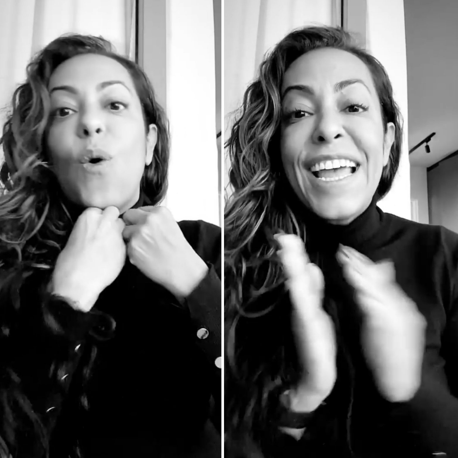 Samantha Schmützmanda indireta para Marina Ruy Barbosa