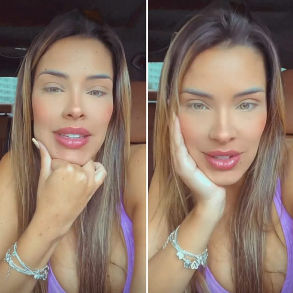 """Ivy Moraes desabafa sobre a vida perfeita da internet """"Tem B.O. com força"""""""