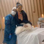 Romana Novais, esposa de Alok, passa por cirurgia para remover cisto