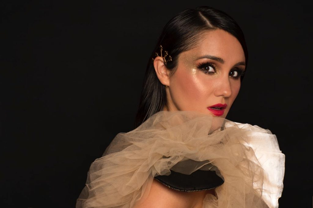 Dulce Maria fala de show do RBD em 2022