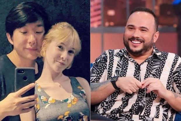 Sammy comenta suposta traição a ex com Pyong
