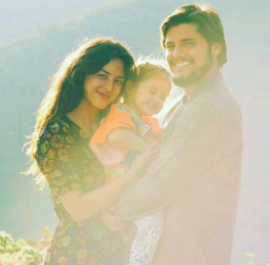 Yanna Lavigne está grávida do segundo filho
