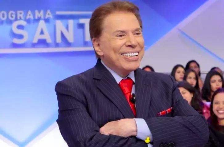 Equipe do SBT deseja 'pronto restabelecimento' a Silvio