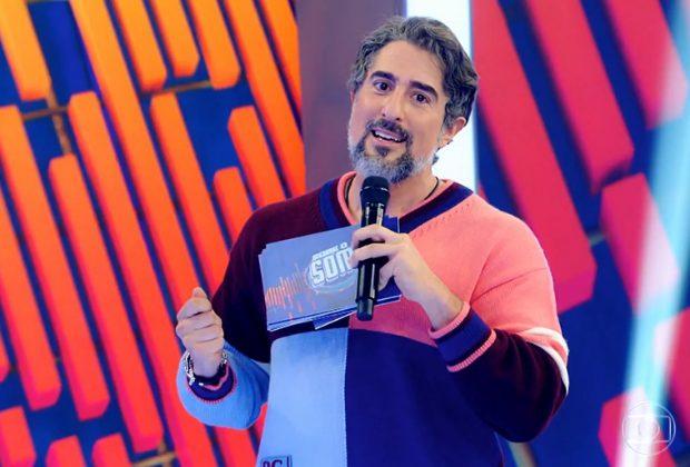 Tadeu Schmidt é o favorito para lugar de Tiago Leifert no BBB 22